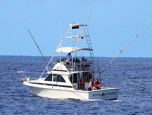 Kona Cowboy Sport Fishing